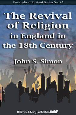 The revival of religion in the 18th century