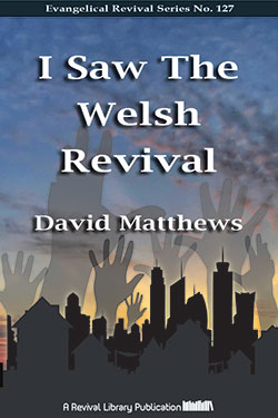 I Saw the Welsh Revival by David Matthews