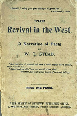 The Revival in the West by W. T. Stead