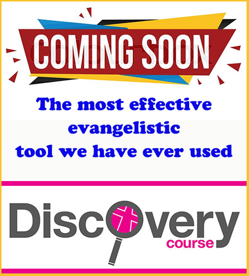Discovery Course Soon
