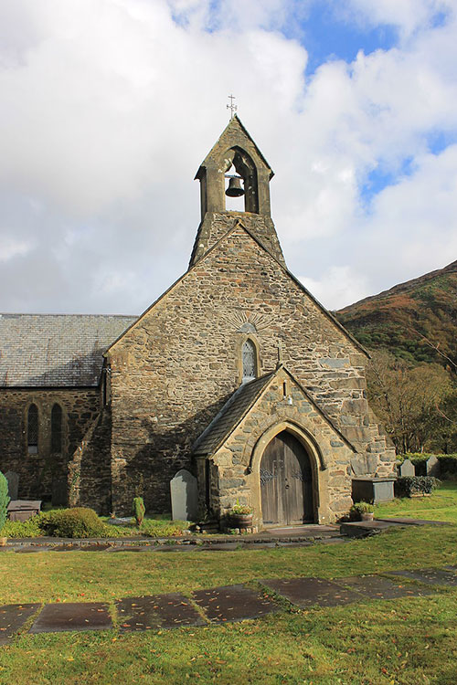 St. Mary's Church, Beddgelert