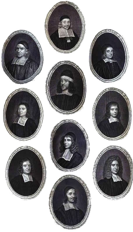The Main Puritan Leaders